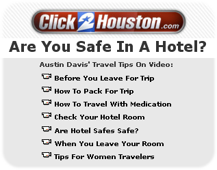 Click2Houston Safe Hotel
